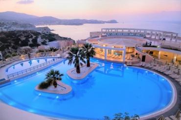 CHC Athina Palace Resort & Spa 4*